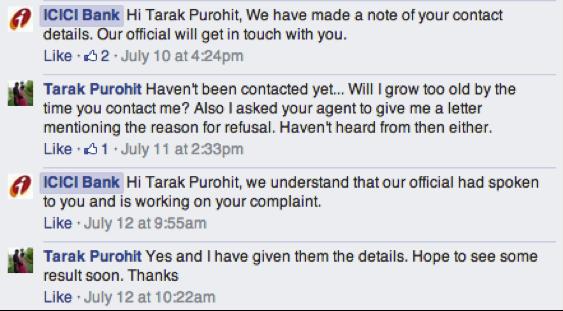 icici-India-customer-service-on-facebook-1