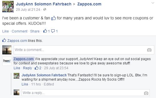 zappos-facebook